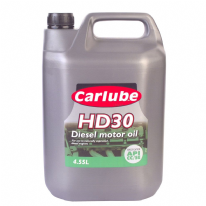 Carlube HD30 Diesel Motor Oil - 1 Gallon